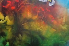 Peindre c'est écrire avec des couleurs