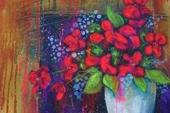 illumination impro florale