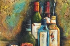 Bar à peinture