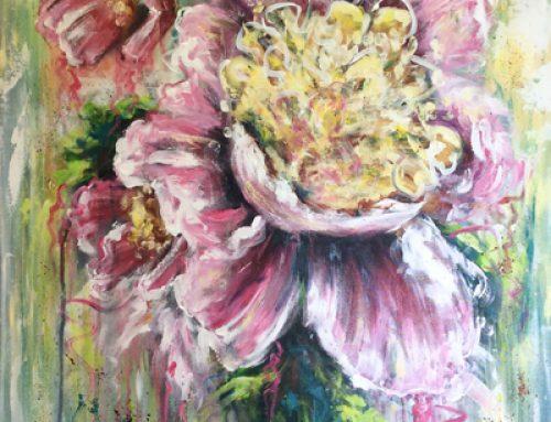 Fleurs expressives