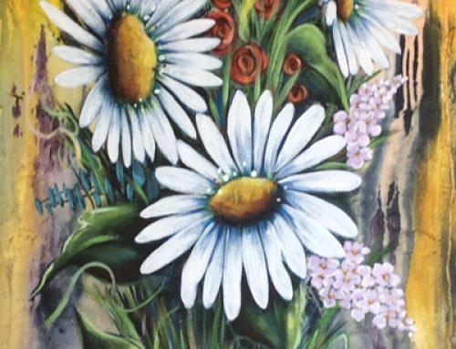Fleurs émergentes